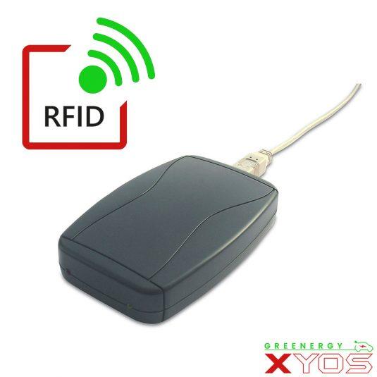 Programator kart z technologią wysokiej częstotliwości HF RFID