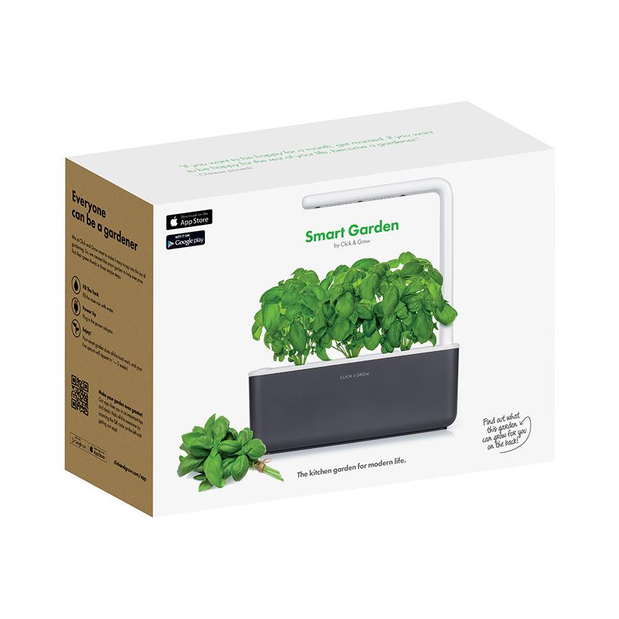 click grow smart garden 3 ogr dek domowy uprawa ro lin i zi xyos. Black Bedroom Furniture Sets. Home Design Ideas