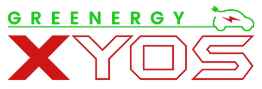 XYOS GREENERGY logo