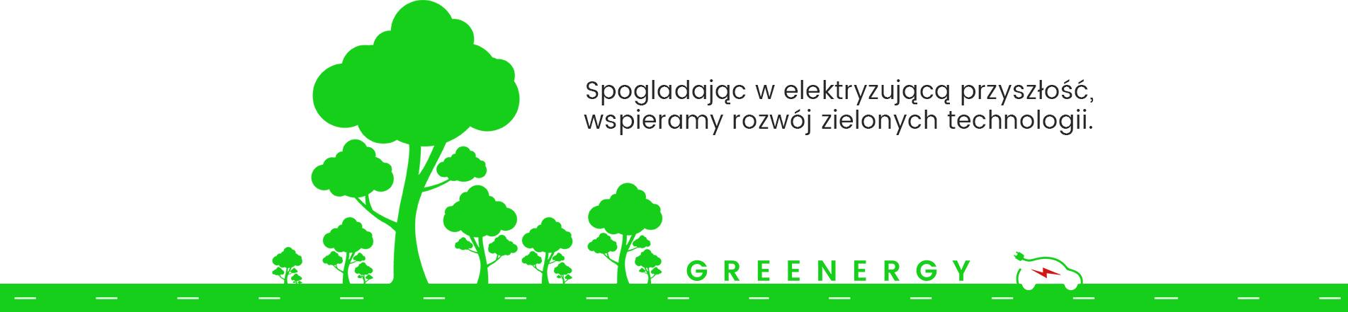 XYOS Greenergy wspieramy zielone technologie